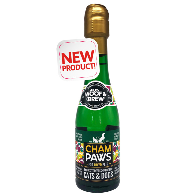 Cham Paws Exquisite Refreshment For Loved Pets Single